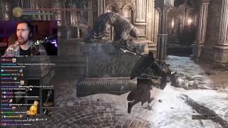 Asmongold's Fourth Stream of Dark Souls 3 | FULL VOD