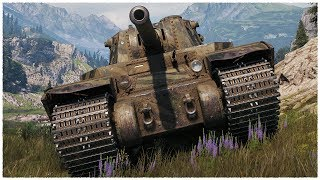 Type 5 Heavy • NEW DAMAGE RECORD • WoT Gameplay