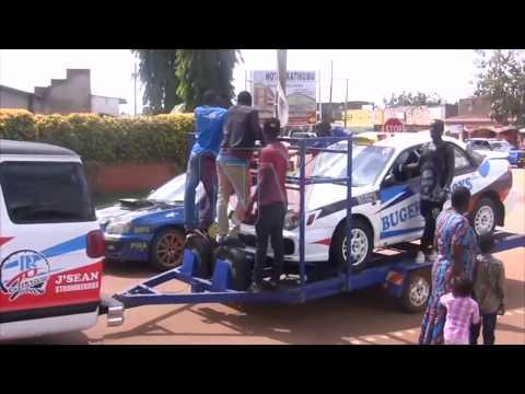 MOTORSPORT: Maseruka launches his Subaru N8 car