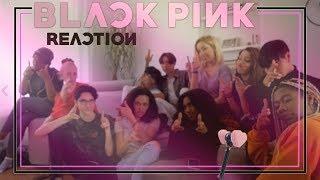 [REACTION VIDEO] BLACKPINK  - 'DDU-DU DDU-DU' (뚜두뚜두) M/V REACTION by RISIN' from France
