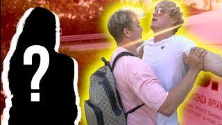 I KISSED JAKE PAUL'S EX-GIRLFRIEND!
