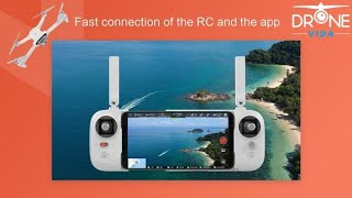 Xiaomi fimi x8 se 2020 - bateria e APP FIMI NAVI