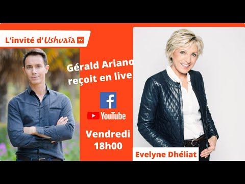 L'invité d'Ushuaïa TV - Evelyne Dhéliat