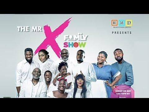 MR X Family Show   Trailer   EbonyLife TV