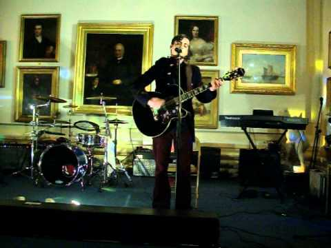 Hill & Gully Rider by Craig Bonehill at Wednesbury Museum Art Art Gallery Open Mic 19/4/13