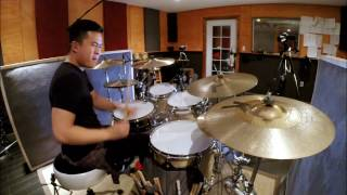 Excel Mangare - Drive It (Kaz Rodriguez) Drum Cover