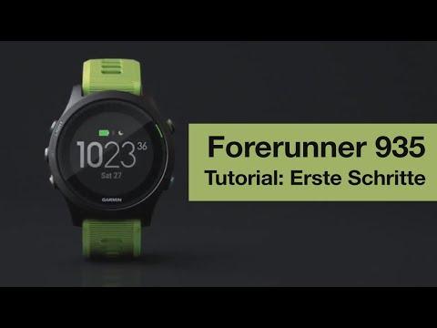 Garmin Forerunner 935 (47mm, Polymer)