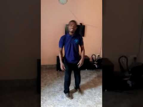 Stroke survivor and advocate Michael Uchnor joins the Global Dance Chain from Nigeria