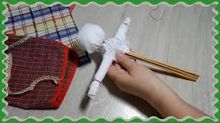 Fabric Doll Making Tutorial