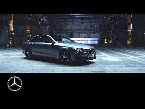 Mercedesbenz E Class Sedan Седан класса E - рекламное видео 4