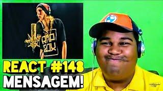 MC SID   Rap News [Prod. Velho Beats] [DANIFICANDO REACT]