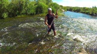 Как перейти через реку вброд