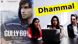 #GullyBoy Trailer Reaction | Ranveer Singh | Alia Bhatt | Zoya Akhtar