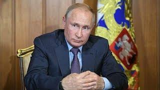 Встреча Путина с руководителями угледобывающих регионов РФ. Прямая трансляция