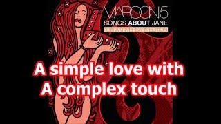 Maroon 5  - Through With You (Demo) [HQ + LYRICS]