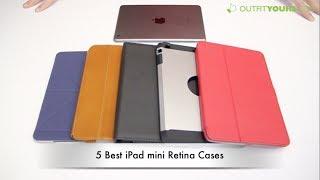 Top 5 Best IPad Mini Retina Cases - Moshi,Incase,Speck,Spigen,Sena