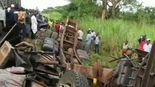 Dozens dead in traffic accident - Ugandan Red Cross