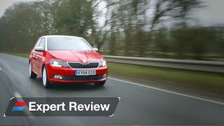 skoda fabia review carwow