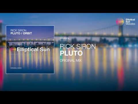 Rick Siron - Pluto ( Original Mix ) *OUT NOW*