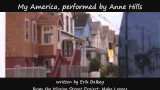 My America <b>Anne Hills</b>