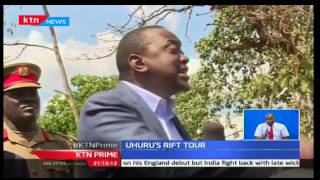 President Uhuru defends Jubilee government against allegations of embezzlement of funds