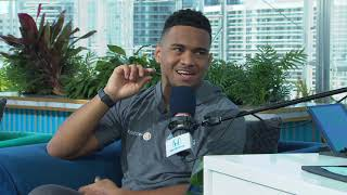 Tua Tagovailoa Talks NFL Draft, Hip Injury & More with Rich Eisen | Full Interview | 1/31/20
