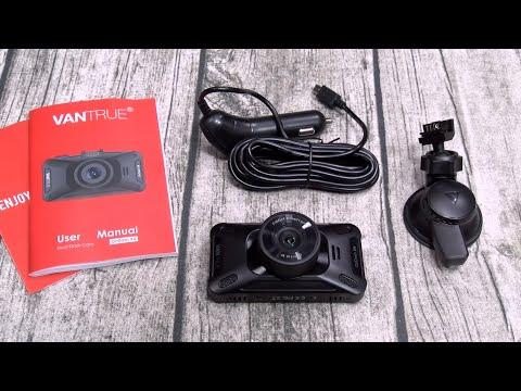 Vantrue X4 - 4K Dash Camera