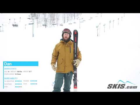 Video: Atomic Vantage 75 C Skis 2021 5 40