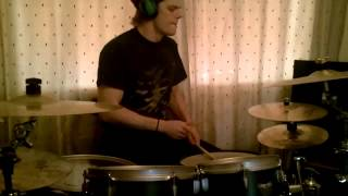 damageplan - blink of an eye (drum cover)
