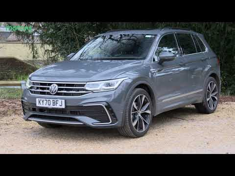 Motors.co.uk - Volkswagen Tiguan Review