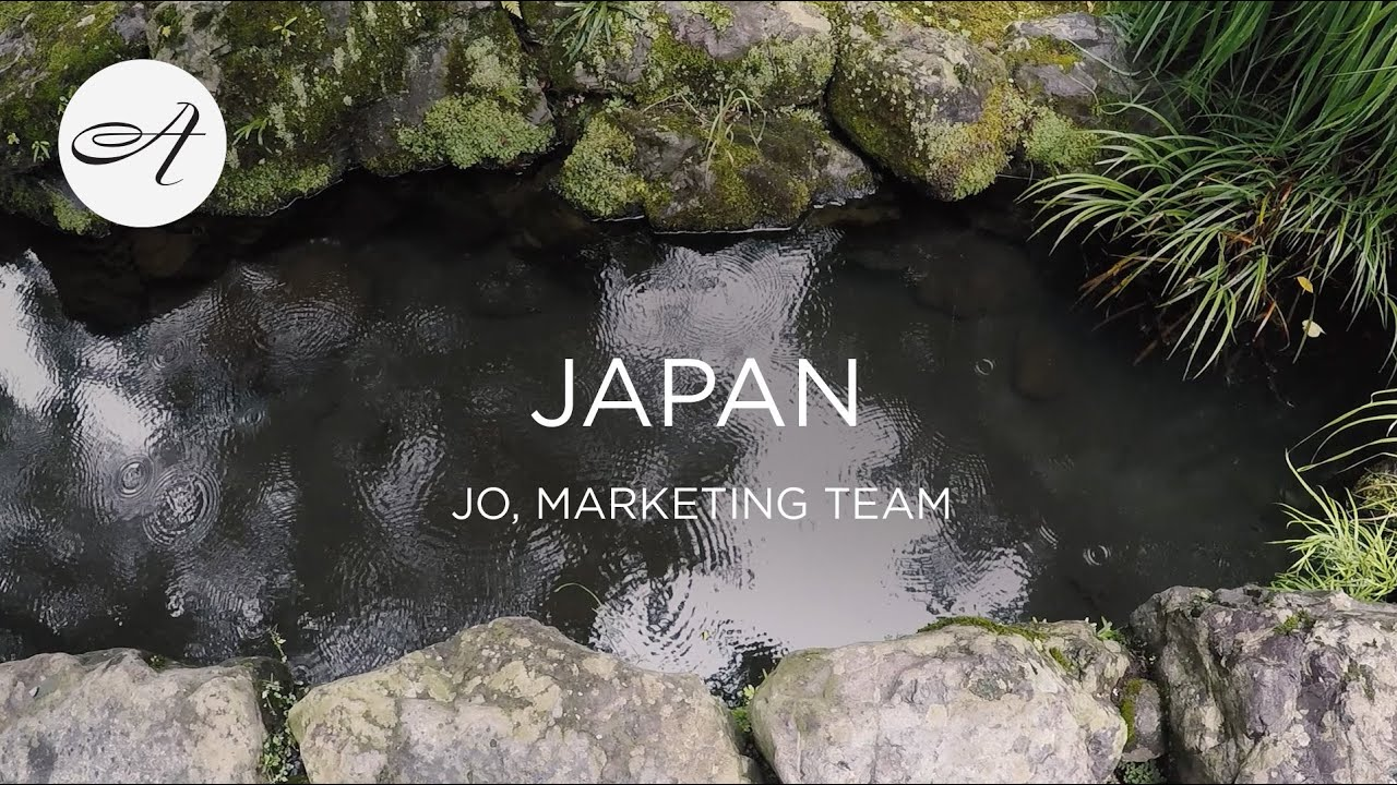 My travels in Japan, 2018
