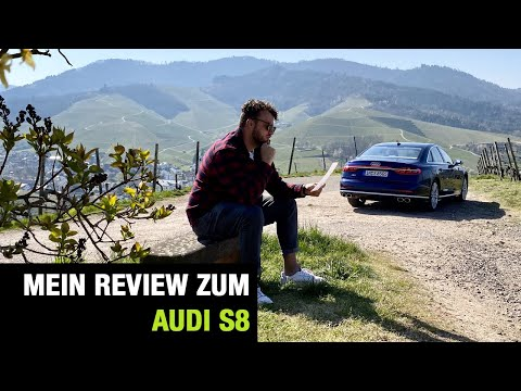 2020 Audi S8 4.0 TFSI quattro (571 PS) Fahrbericht | FULL Review | Test-Drive | Sound | 0-100 km/h🏁