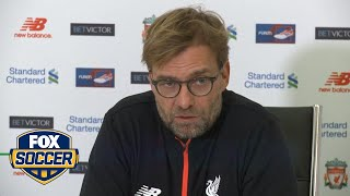 Mourinho Klopp Share Thoughts On Each Other Ahead Of Man United Vs Liverpool  FOX SOCCER