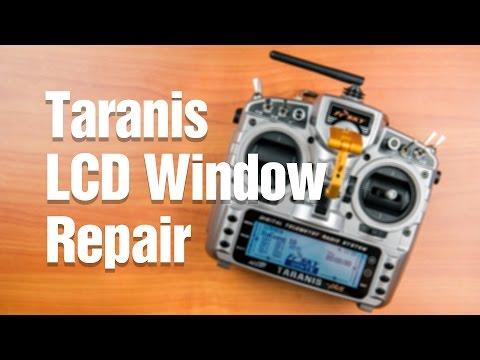 taranis-x9d-lcd-window-repair