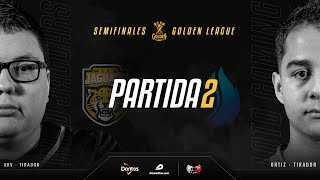 Wild Jaguars VS Loto Gaming | Semifinales | Golden League Playoffs | Mapa 2