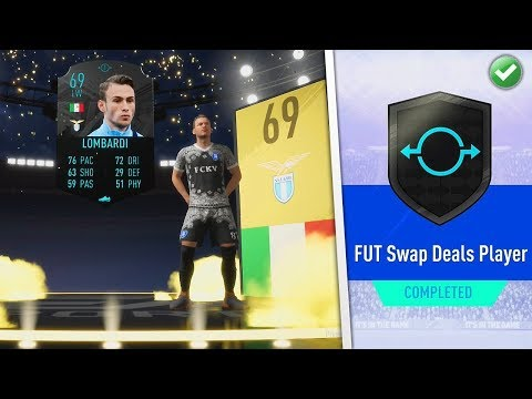 FUT SWAP LOMBARDI SBC! (CHEAP & EASY) | FIFA 19 Ultimate Team
