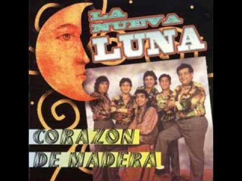 La Nueva Luna - Corazón de Madera (1995) - Cd Completo