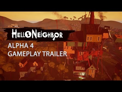 Hello Neighbor :: Hello Neighbor - New Gameplay Trailer