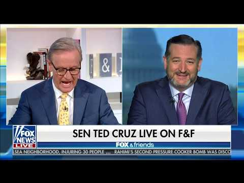 Cruz on F&F: CONDEMNS Dem Attempts to Undermine SCOTUS, Highlights Bill to Prevent Mass Shootings