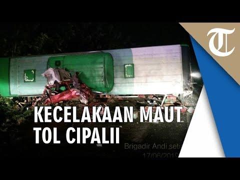 Kecelakaan Maut di Tol Cipali, Sebanyak 12 Orang Meninggal Dunia hingga Diduga Sopir Mengantuk