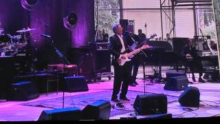 Eric Clapton at Wormsley Estate 25 July 2015 (Part 2)