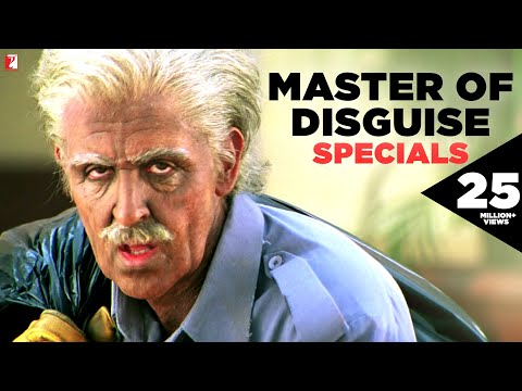 Master of Disguise - Hrithik Makeup Sessions | Dhoom:2 | Hrithik Roshan