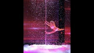 Yeva Shiyanova | Pole dance show in fluff | Semifinal | Nichieri | Beyonce - Crazy in love