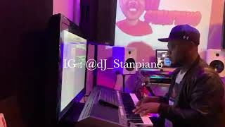 Travis Greene - while I'm Waiting for. Chandler More - Cover by Stanpiano