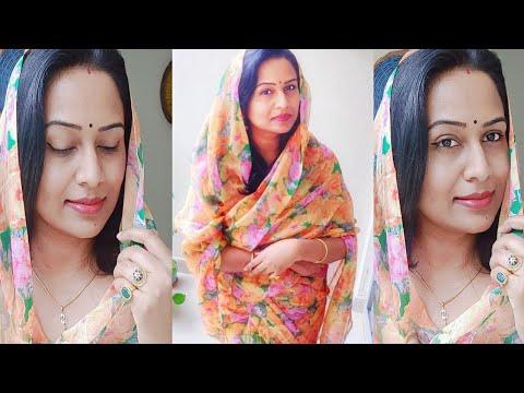 Rajputi Saree Kaise Pehne | Rajputi Saree Draping In Hindi