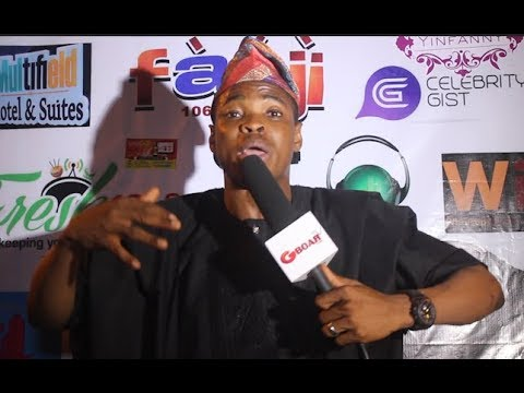 Watch Woli Agba Funny Interview With GboahTv  [IPM Coming To Lagos]