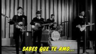 The Beatles   Love Me Do Subtitulada En Español