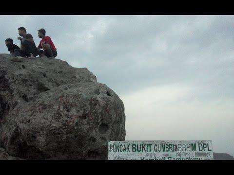 Video CTD Puncak Cumbri Purwantoro Wonogiri Jawa Tengah