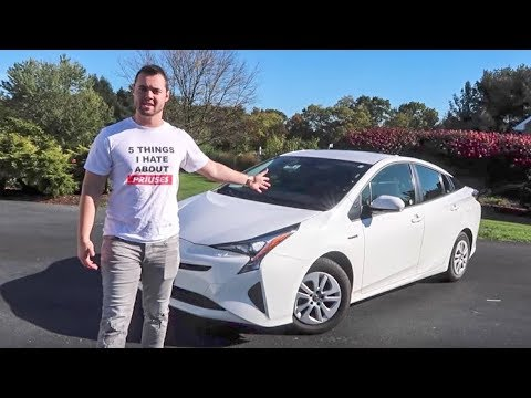 HERE'S WHY THE TOYOTA PRIUS IS THE WORST CAR IN THE WORLD
