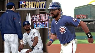MLB The Show 17 Skeeter Rabbit Road To The Show (CF) EP82 MLB 17 Debut!